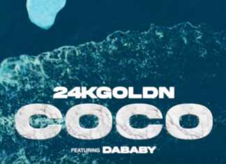 24kGoldn - Coco ft. DaBaby (Dir. by @_ColeBennett_)