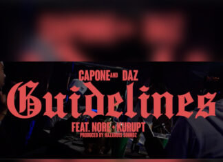 Guidelines - Daz Dillinger & N.O.R.E. Feat. Kurupt & Capone