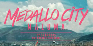 Medallo City - Maluma