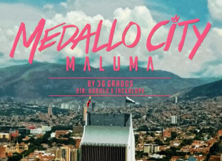 Medallo City - Maluma