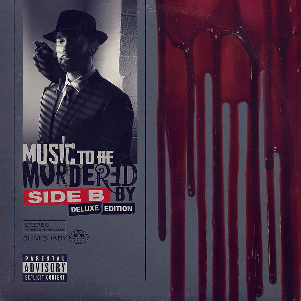 Eminem's Music To Be Murdered By - Side B Review