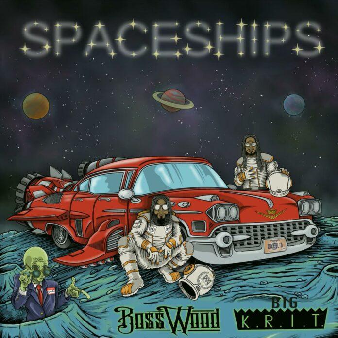 Spaceships - Big K.R.I.T. & Boss Wood