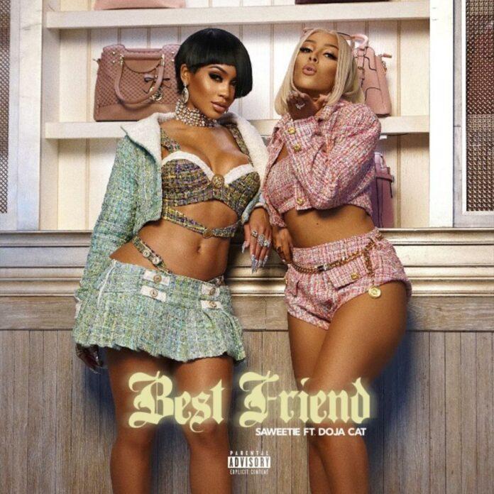 Best Friend - Saweetie Feat. Doja Cat