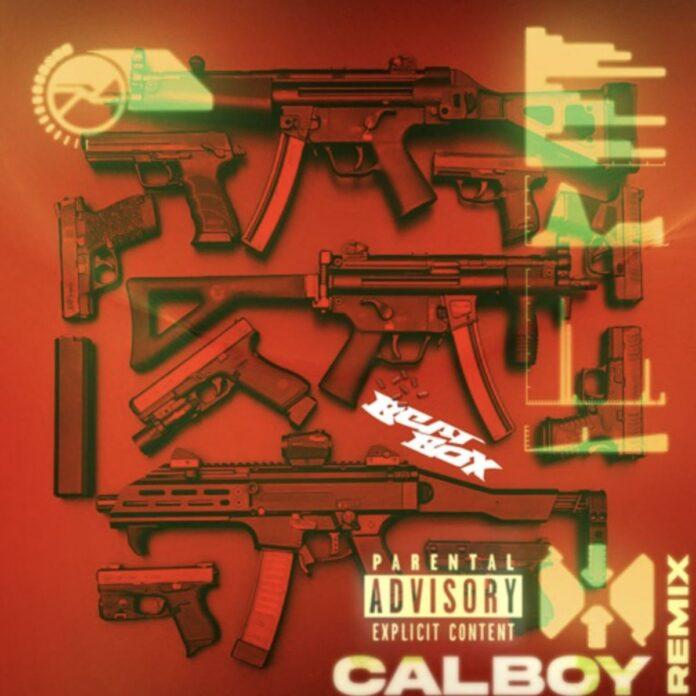 Beatbox Freestyle - Calboy