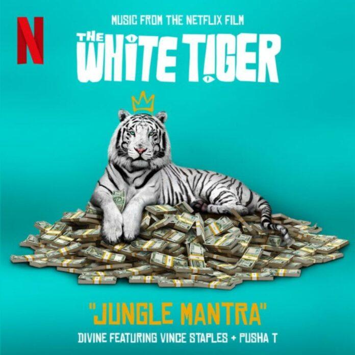 Jungle Mantra - Divine Feat. Vince Staples & Pusha T