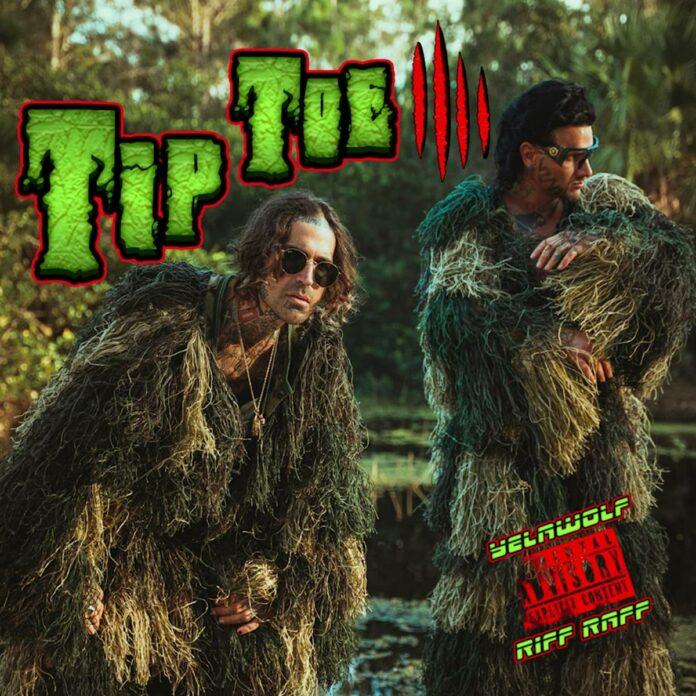 TiP TOE 4 - RiFF RAFF Feat. Yelawolf