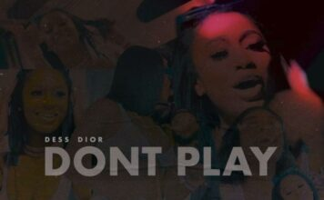 Don't Play - Dess Dior