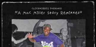 Mac Miller Remixxed - DJ Clockwork