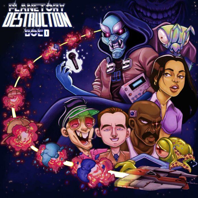Bounty Law - Doctor Destruction Feat Ghostface Killah ,Del The Funky Homosapien