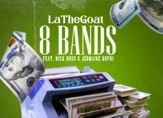 8 Bands (Remix) - LaTheGoat Feat. Rick Ross & Jermaine Dupri Produced by Blackburry