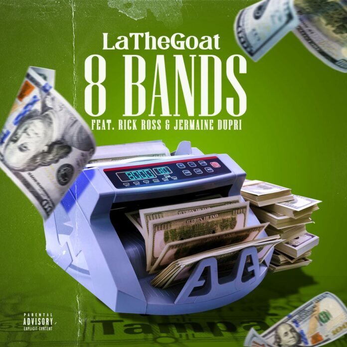 8 Bands (Remix) - LaTheGoat Feat. Rick Ross & Jermaine Dupri Produced by Blackburry