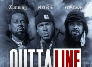 Outta Line - N.O.R.E. Feat. Conway & Method Man