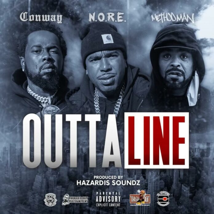 Outta Line - N.O.R.E. Feat. Conway & Method Man