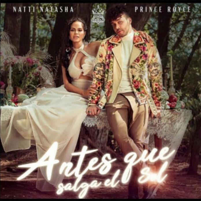 ANTES QUE SALGA EL SOL - Natti Natasha x Prince Royce