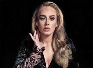 Adele Celebrate's an Anniversary of Her Hit Album '21'