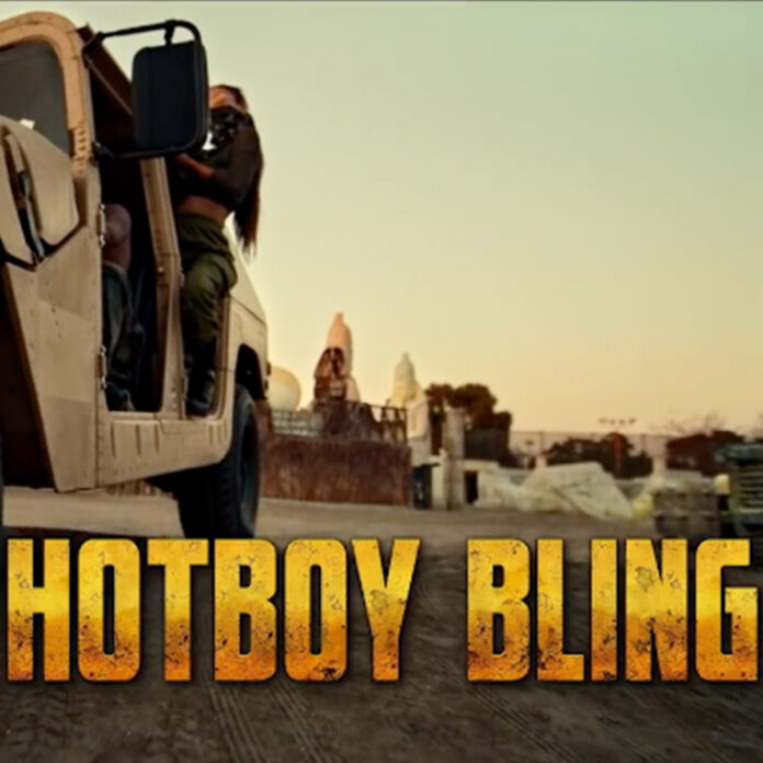 Hot Boy Bling - French Montana ft. Jack Harlow & Lil Durk