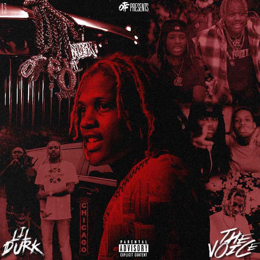 Lil Durk joins the #1 club