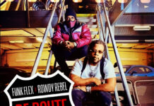 RE-ROUTE- Funk Flex x Rowdy Rebel