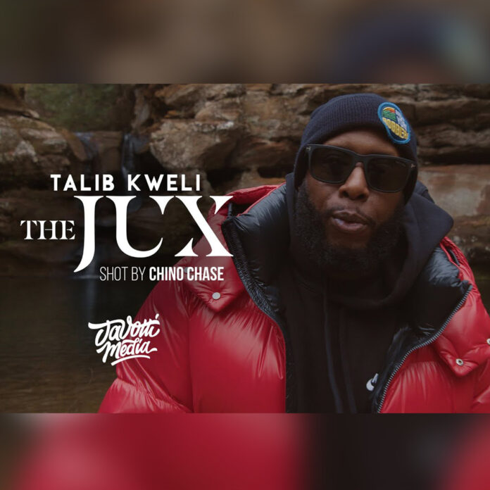 The Jux - Talib Kweli Ft. Maurice