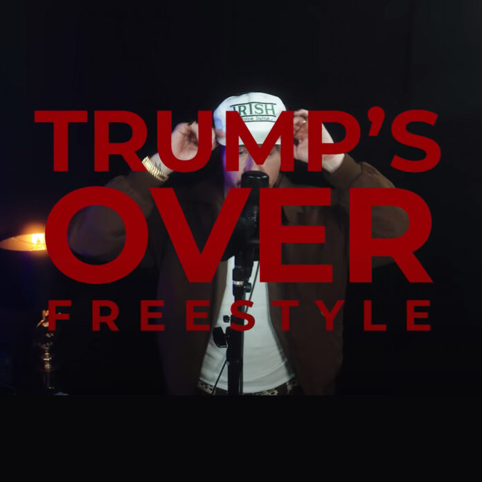 Trump's Over Freestyle - Macklemore
