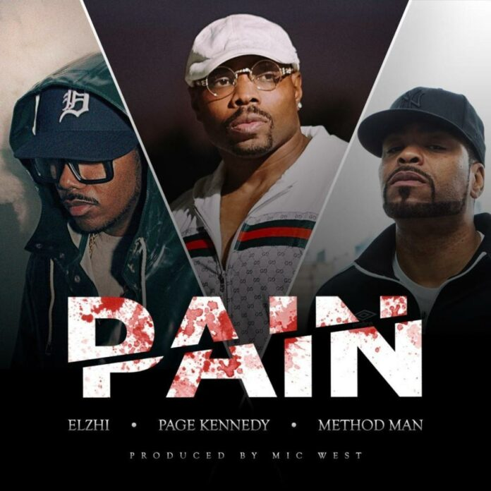 Pain - Page Kennedy Feat. Elzhi & Method Man