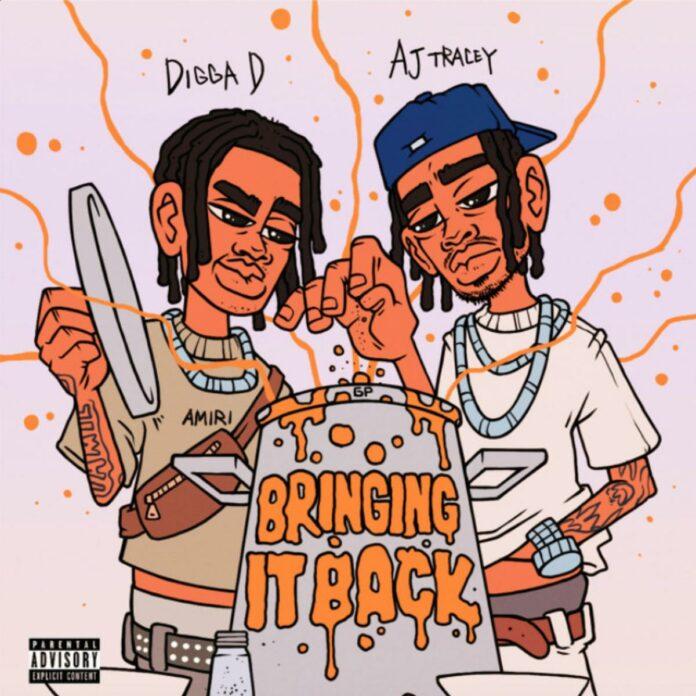 Bringing It Back - Digga D Feat. AJ Tracey