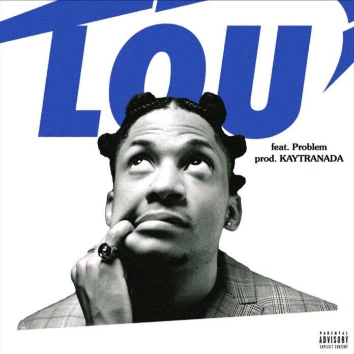 Nike Shoe Box 2.0 - Lou Phelps Feat. Problem Produced by Kaytranada