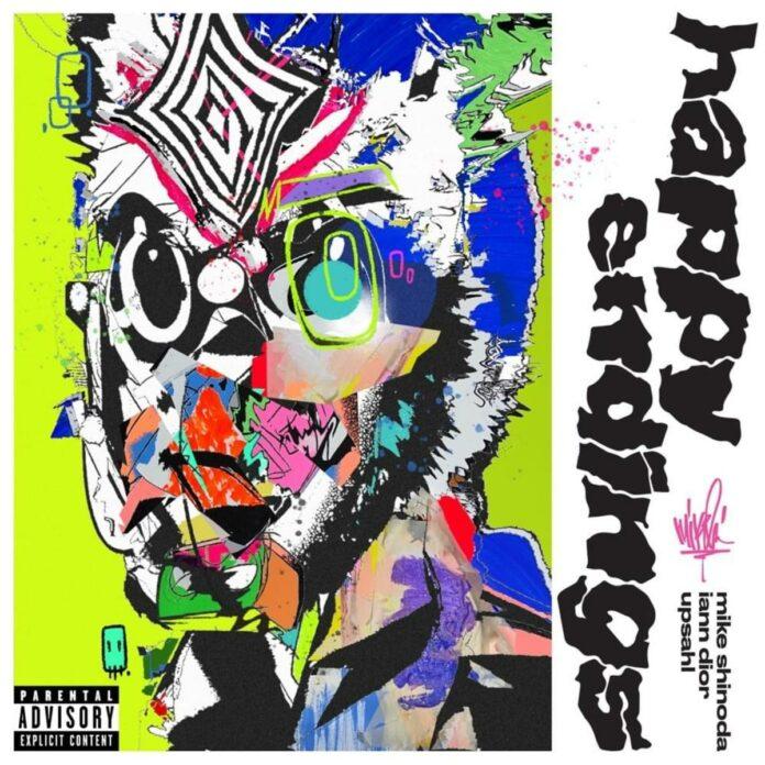 Happy Endings - Mike Shinoda Feat. iann dior & Upsahl