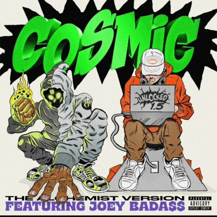 Cosmic.m4a (The Alchemist Version) - Denzel Curry & Kenny Beats