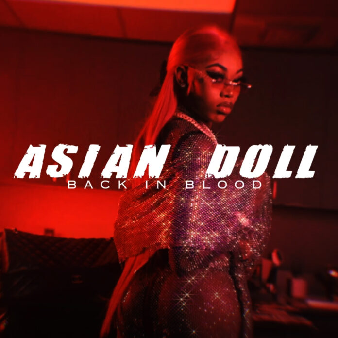 Back In Blood (Remix) - Asian Doll