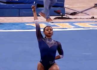 Nia Dennis Shows the Power of 6 Incredible Hip-Hop Anthems in Gymnastics