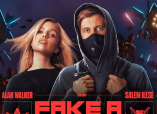 fake a smile - alan walker x salem ilese