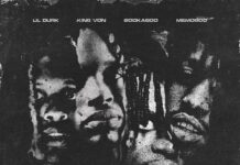 JUMP - Lil Durk, King Von & Booka600 Feat. Memo600