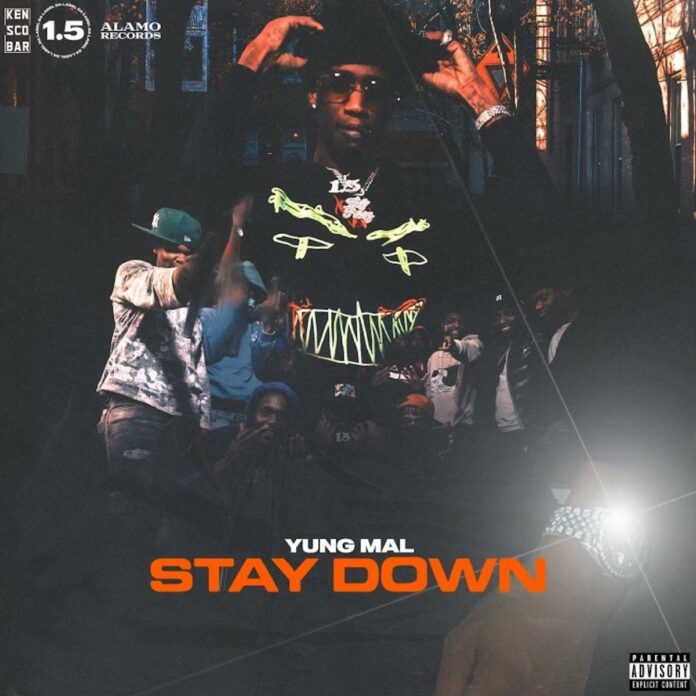 Stay Down - Yung Mal