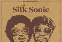 Leave The Door Open - Silk Sonic Bruno Mars, Anderson .Paak, Silk Sonic