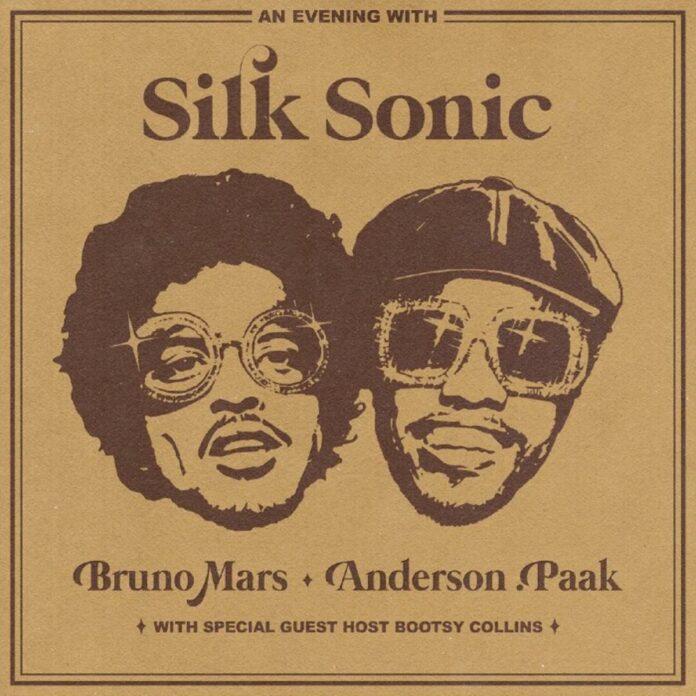 Leave The Door Open - Silk Sonic Bruno Mars, Anderson .Paak, Silk Sonic