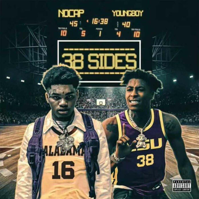 38Sides - NoCap Feat. YoungBoy Never Broke Again
