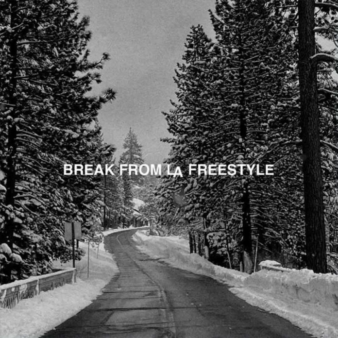 Break From L.A. Freestyle - G-Eazy