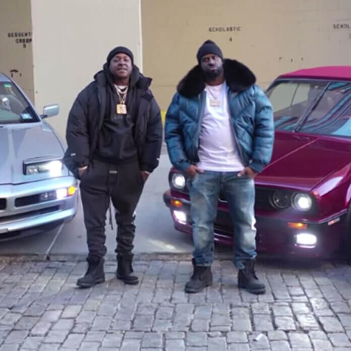 Damn Shame - Funk Flex, Jadakiss & Murda Beatz