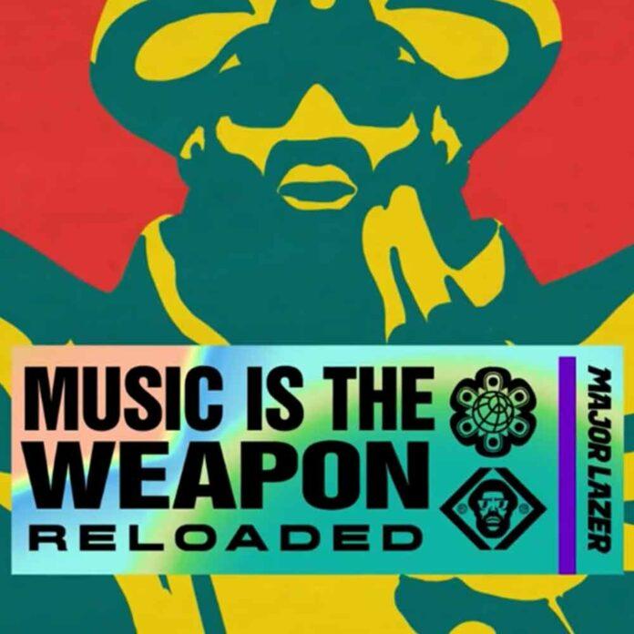 Hands Up - Major Lazer feat. Moonchild Sanelly & Morena Leraba