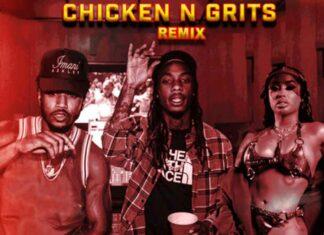 Chicken N Grits Remix - Yung Pooda & DreamDoll Feat. Trey Songz