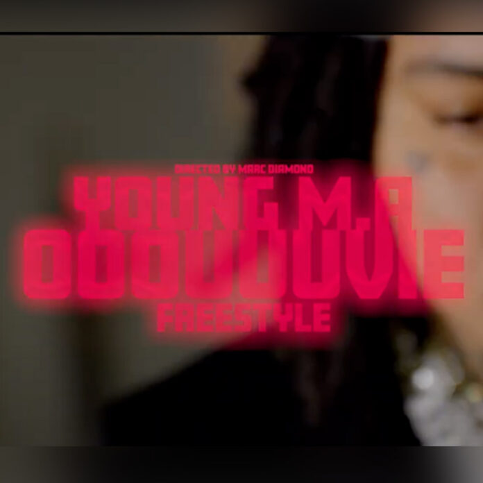 Ooouuuvie (Whoopty Freestyle) - Young M.A