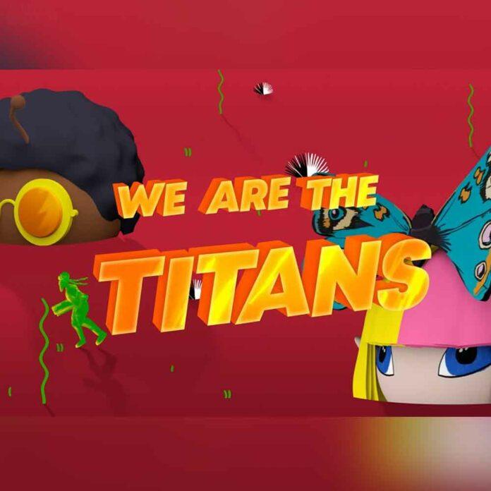 Titans (feat. Sia & Labrinth) - Major Lazer