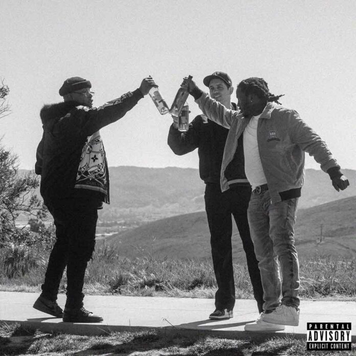 10 Toes - ALLBLACK Feat. G-Eazy & E-40