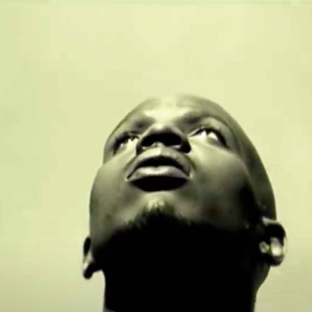 "A Giant : Rapper-actor Earl ""DMX"" Simmons"