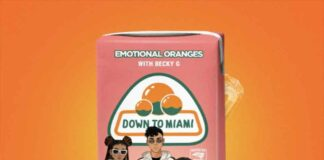 Down To Miami - Emotional Oranges Feat. Becky G