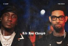 Life Has Changed - K Camp Feat. PnB Rock