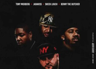 Love - Tony Moxberg Feat. Jadakiss, Sheek Louch & Benny The Butcher