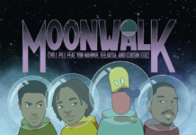 Moonwalk - ChillPill Feat. YBN Nahmir, Teejayx6 & Cousin Stizz