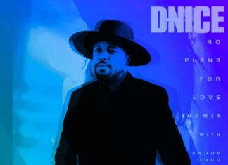 No Plans For Love (Remix) - DJ D-Nice Feat. Snoop Dogg, Ne-Yo & Kent Jones